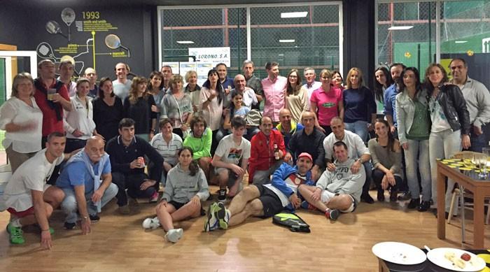 Torneo americano 'La noche es nuestra' en Pádel Bizkaia