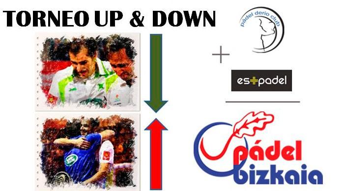 Torneo Up y Down los viernes en Pádel Bizkaia