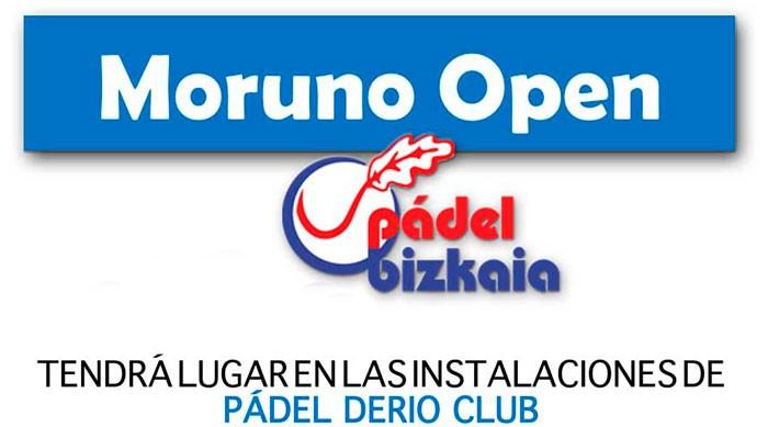 Moruno Open de Pádel Bizkaia en Pádel Derio