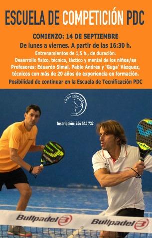 pdc-escuelacompeticion-cartel-305x478